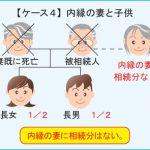 【ケース4】内縁の妻と子供